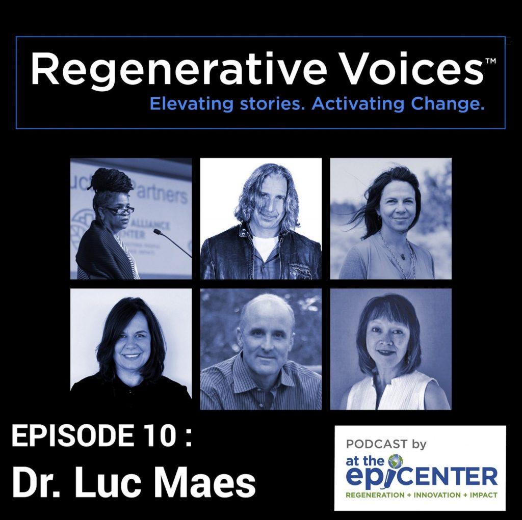 Episode 10 - Dr. Luc Maes