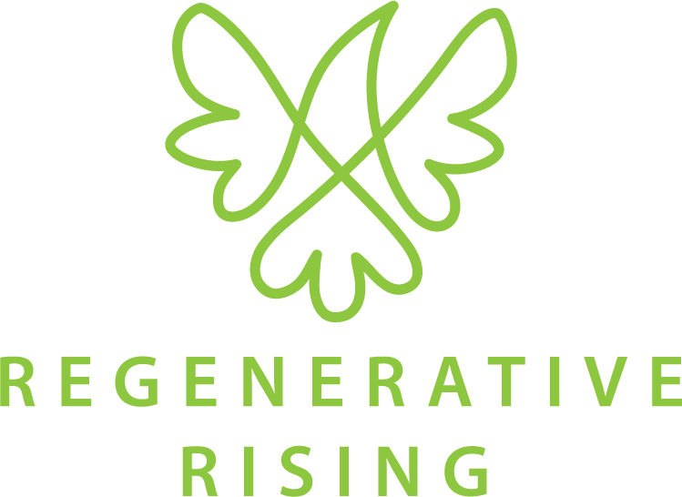 Regenerative Rising Logo (Color)