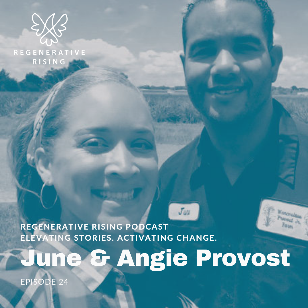 Episode #24 – June & Angie Provost