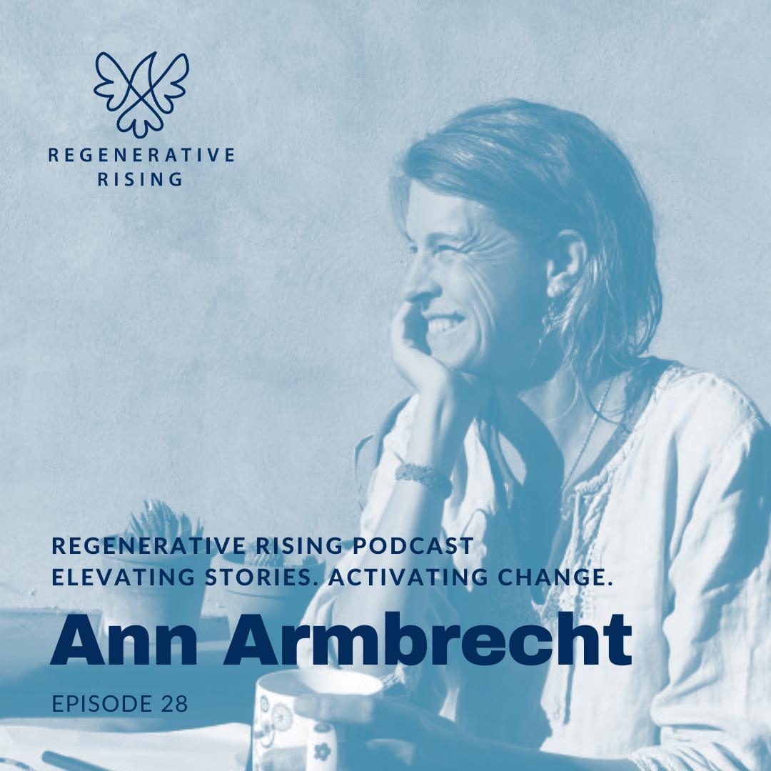 Episode #28 – Ann Armbrecht